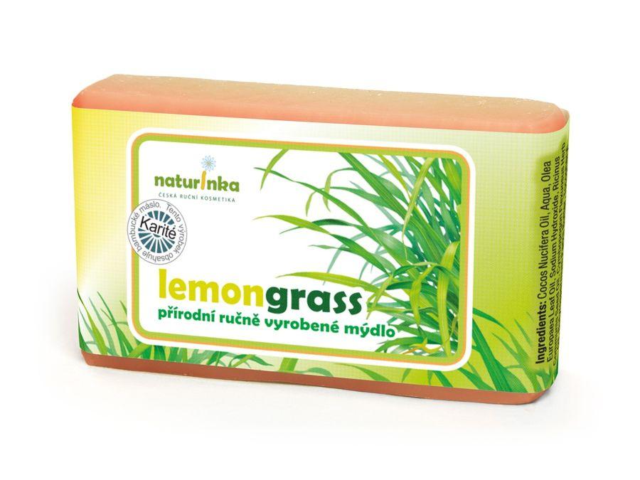 Lemongrass mýdlo